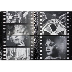 Rivestimenti Decorative Cinema Marilyn Monroe Charlie Chaplin