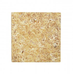 Pietra Naturale Piastrelle Travertin Castello Gold 30,5x30,5cm