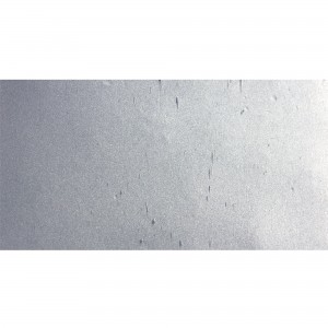 Metro Vetro Rivestimenti Subway Silver Smooth 7,5x15cm